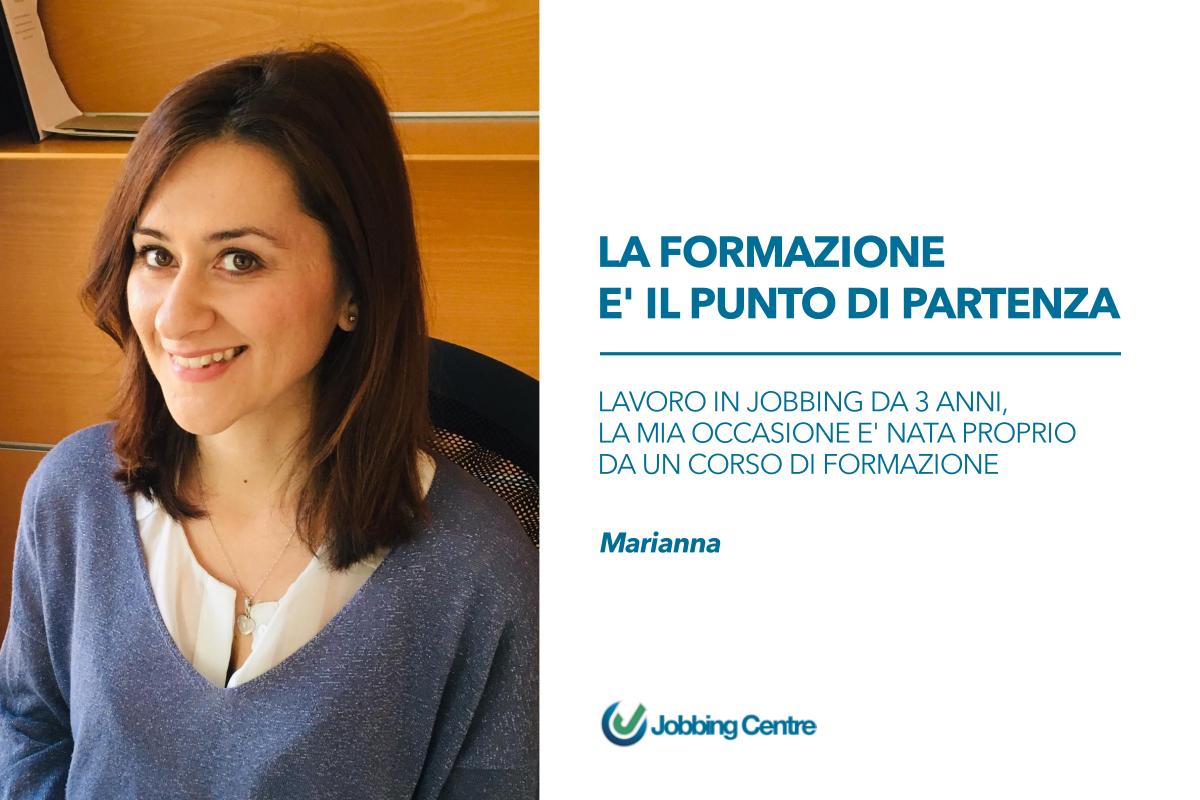 Dalle nostre aule ai nostri uffici, la storia di Marianna