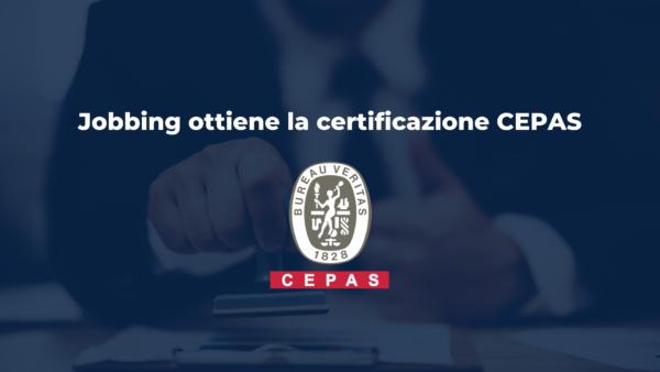 Jobbing Centre: Ente di formazione certificato CEPAS